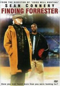 Finding Forrester DVD By Sean Connery VERY GOOD $4.49
