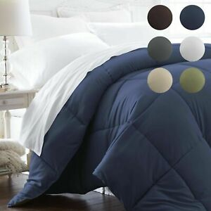Supersoft Goose Down Alternative Comforter Twin Queen King Size, 3 Color WF