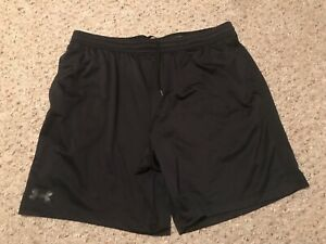 Mens Under Armour Fitted Heat Gear Shorts Size 2XL