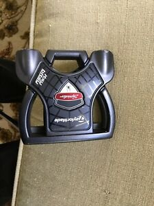 taylormade itsy bitsy spider putter, Super Stroke 3.0 Grip, Right Hand, 33.5 In.