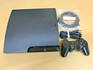Sony PlayStation 3 Slim 160GB Console CECH-3001A with Controller HDMI cable