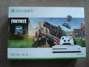 XBOX ONE S 1TB FORTNITE BUNDLE VIDEO GAME CONSOLE BRAND NEW