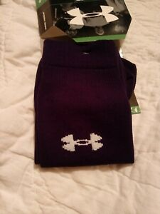 Under Armour Socks Size Small Purple Sock $5.00