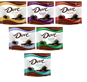 DOVE PROMISES Chocolate  Candy $10.87 FREE SHIPPING EXP 11/30/2020