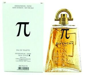 PI Cologne by Givenchy 3.3 oz. Eau de Toilette Spray for Men Tester. Never used $39.99