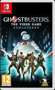 Ghostbusters: The Video Game - Remastered (Nintendo Switch 2019) Brand New
