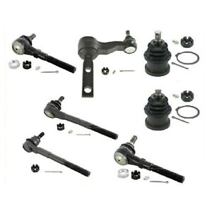 8PCS Front Suspension Kit Tie Rods Ball Joints For FORD F 150 1997 2003 2WD $55.62