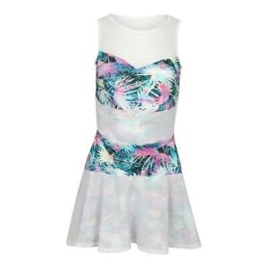 ELEVEN   Women`s Diva Tennis Dress Caracas Print