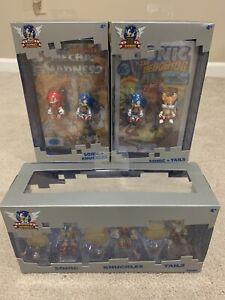 Sonic The Hedgehog 25th Anniversary Toy Lot. Brand New 7 Pieces. Toys R Us