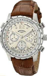 Rotary Men's Chronograph GS00120/31 Swiss Quartz