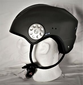 Paramotor Helmet PPG PPC install your own communication.