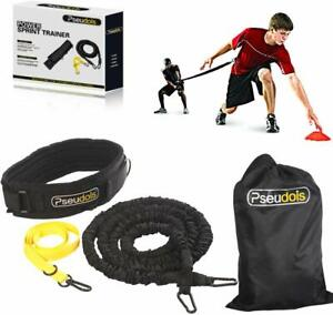 Resistance Bungee Band Speed Improving Strength Power and Agility All Sports