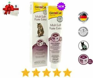 GimCat Malt Soft Paste Extra For Cats Anti Hairball Complex Remedy
