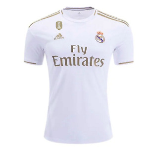 201920 Real Madrid Adidas Jersey All Sizes (S - 3XL) Sergio Ramos and More
