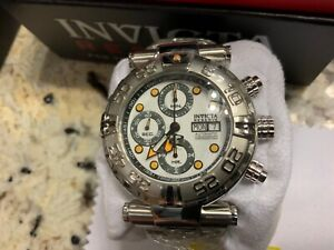 Invicta Subaqua Noma I 10478 Limited Edition Valjoux 7750 Swiss made Automatic