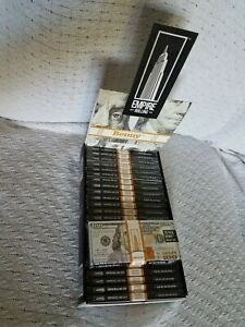 Empire Rolling Papers Box of 24 wallets 20 papers per wallet 480 total papers