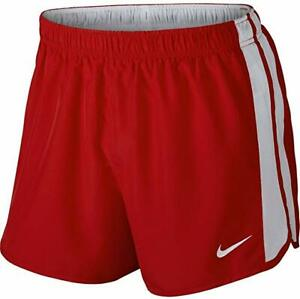 NEW Nike Anchor Red Running Shorts XL Dri Fit Mesh Liner Men's Size X-Large NWT