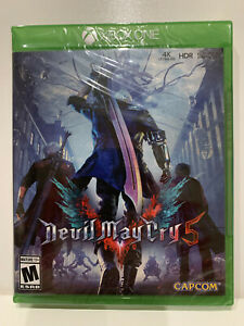 Devil May Cry 5 Xbox One Video Game Brand New Factory Sealed