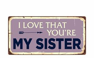 2037HS I Love That You're My Sister 5