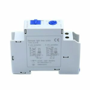 Timer Switch AC 220-240V ALC18 Mechanical Staircase Light Switches Relay