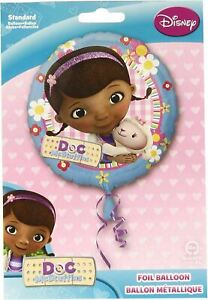 Doc Mcstuffins Party Supplies Foil 18