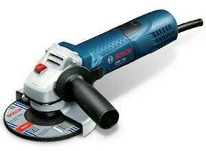 Bosch ANGLE GRINDER GWS7100SET 720W 100mm Spindle Lock 3xGrinding Discs amp; Carry AU $193.95