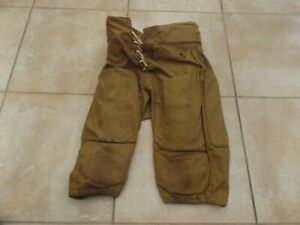 ANTIQUE VINTAGE FOOTBALL PANTS