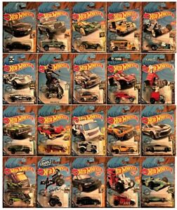 2020 Hot Wheels Main Line Series You Pick $1.99