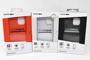 Tech21 Evo Check & Pure Clear Case for Apple iPhone 11 Pro 5.8