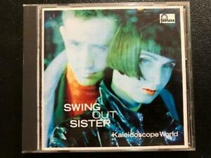 Kaleidoscope World  by Swing Out Sister (CD Japan Import) Ships 1st Class