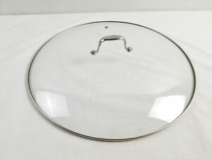 16-Inch Skillet Pan Pot Replacement Cover Top