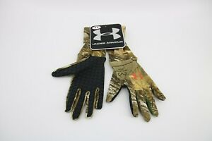 Under Armour ColdGear Camo Liner Gloves G663