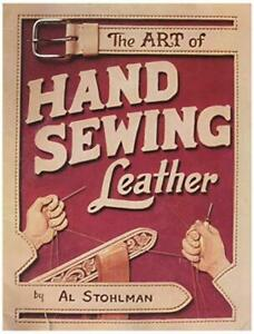 The Art of Hand Sewing Leather Tandy $12.99