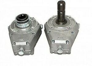 Flowfit Hydraulic PTO Gearbox For Group 2 Pump 1:3.8 Ratio 33 60004 6 $227.03
