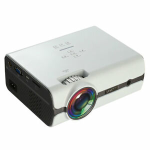 Uhappy U45 1080P Projector LED LCD Multimedia Home Theater HDMIUSBVGAAVTVSD