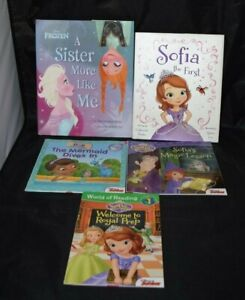 Frozen A Sister More Like Me by Disney Book Group; Hicks, Barbara Jean Hardback