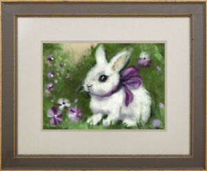 quot;Bunnyquot; Painting with wool kit WA 0184 $18.20