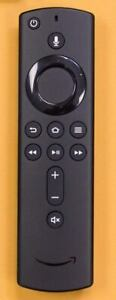 Amazon-Fire TV Stick 4K Alexa Streaming Media Player remote -READ-REMOTE ONLY