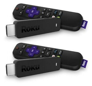 Roku Stick 2-Pack Media Streamers