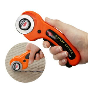 US 45mm Rotary Cutter Blades Sewing Quilting Fabric Craft Cutting Tools DIY
