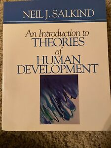 An Introduction to Theories of Human Development by Neil J. Salkind 2004,...