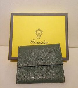 Pineider Wallet Fashion - Pineider Credit Card Holder Man/Ladies