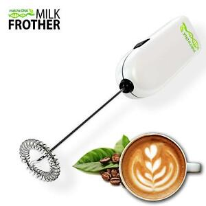Milk Frother For Lattes Coffee Foam Maker Cappuccino Bulletproof Kitchen Tool