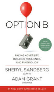 Option B: Facing Adversity Building Resilience and Finding Joy VERY GOOD $3.99