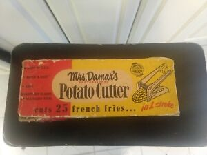 Mr. Damar's Professional Potato Cutter