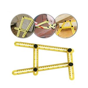 Multi Angle Measuring Ruler And Layout Template Tools Template Tool  $6.19