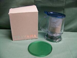 Teavana 16 Ounce Perfectea Maker New Open Damaged Box