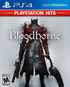 Bloodborne Playstation Hits PS4 Sony PlayStation 4, 2015 Brand New