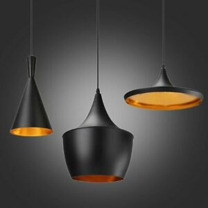 Modern Hanging Ceiling Light Vintage Industrial Chandeliers Home Decor Lamp WW