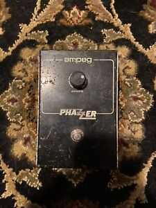 Vintage Late 70's Ampeg Phazzer Rare Used Works Great